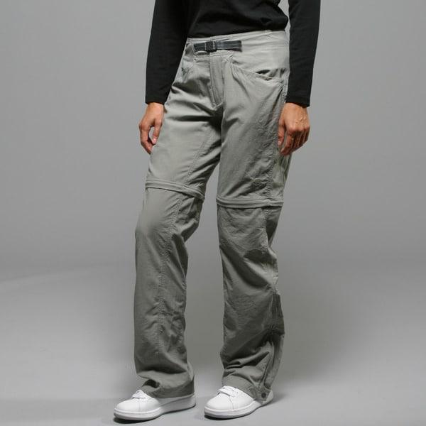 Mountain Hardware Women's 'Ramesa' Grey Convertible Pants
