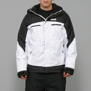 Marker Men's 'Empire Shell' Black/ White Ski Jacket