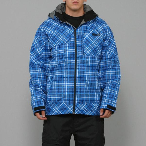 Marker Men's 'Chasm' Imperial Blue Insulated Ski Jacket