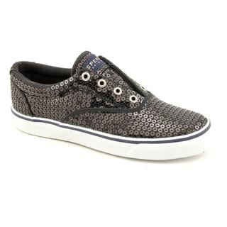 Sperry Top Sider Women's 'Striper' Basic Textile Athletic Shoe