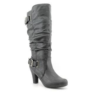 Madden Girl Women's 'Poche' Synthetic Boots