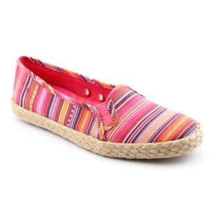 Keds Women's 'Mini Twin Blanket Jute' Basic Textile Casual Shoes