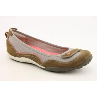 Privo By Clarks Women's 'Trevion' Regular Suede Casual Shoes