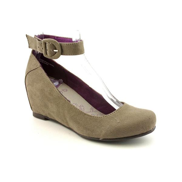 CL By Laundry Women's 'Late Night' Faux Suede Dress Shoes
