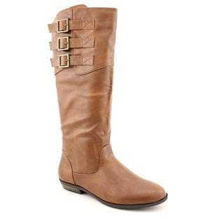 Madden Girl Women's 'Earnie' Synthetic Boots