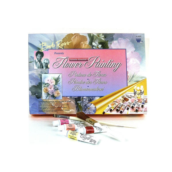Weber Weber Ross Floral Painting Set