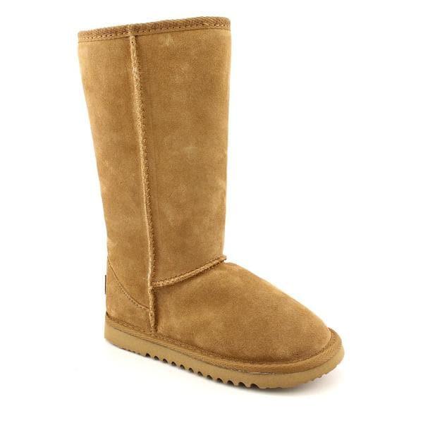 Ukala Girl's 'Sydney High Kids' Regular Suede Boots