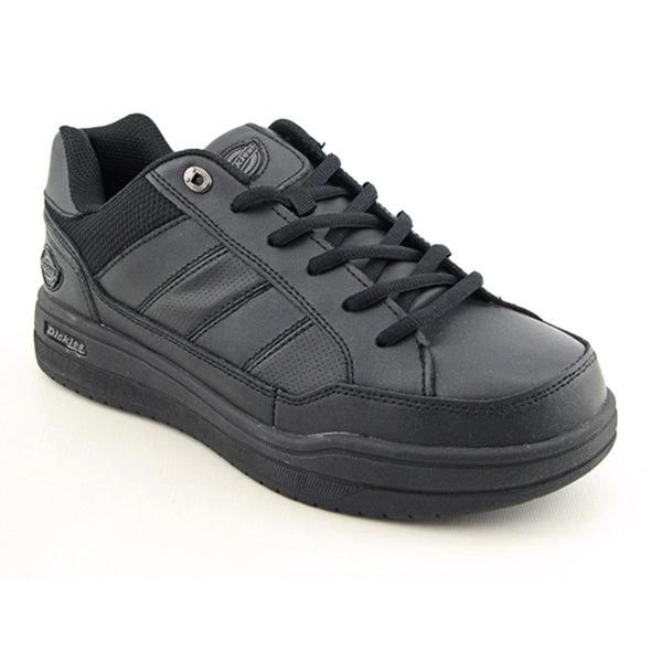 Dickies Men's 'Athletic Skate' Leather Athletic Shoe