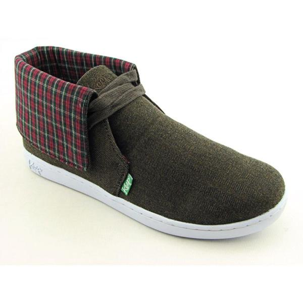 Keep Men's 'The Nuss' Basic Textile Casual Shoes
