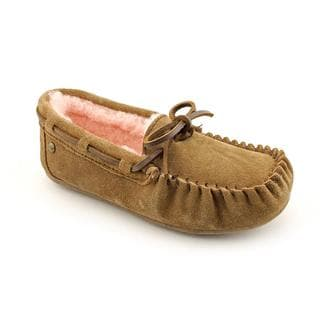Emu Australia Girl's 'Amity' Regular Suede Casual Shoes
