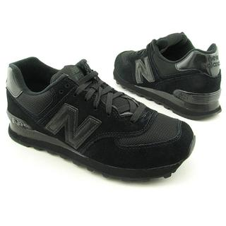 New Balance Men's 'M574' Regular Suede Casual Shoes Wide