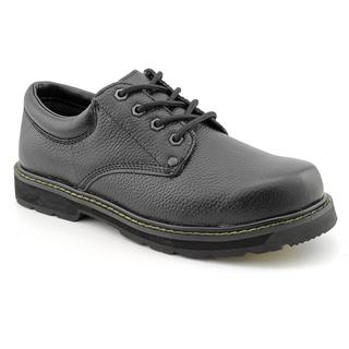 Dr. Scholl's Men's 'Harrington' Leather Occupational Wide