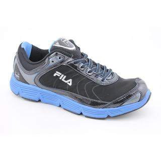 Fila Men's 'DLS Stencil Lite' Mesh Casual Shoes