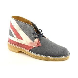 Clarks Originals Men's 'Desert Boot' Basic Textile Boots