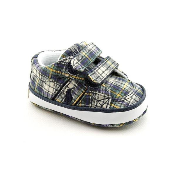 Ralph Lauren Layette Boy's 'Bolingbrook EZ' Basic Textile Casual Shoes