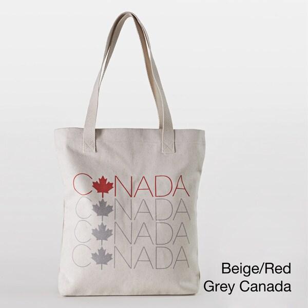 American Apparel Printed Tote Bag