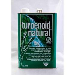 Weber Turpenoid Natural Gallon