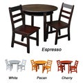 Childrens Round Table and Chair Set