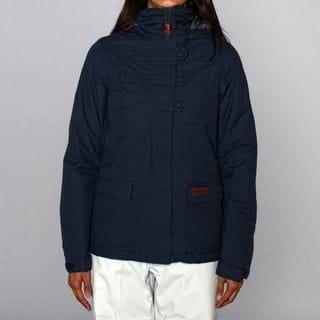 Rip Curl Women's Symphony Ski Jacket in Insignia Blue