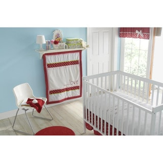 Victoria Classics American Sweetheart 5-piece Crib Bedding Set