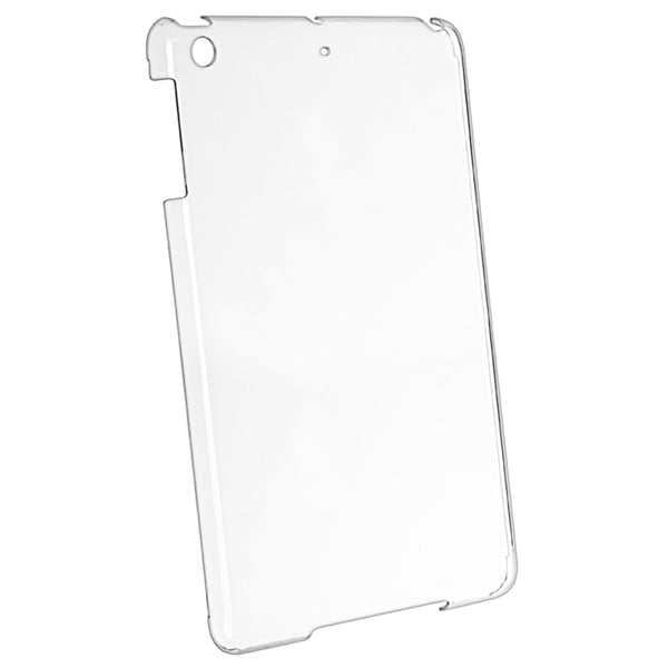 INSTEN Clear Snap-on Crystal Tablet Case Cover for Apple iPad Mini