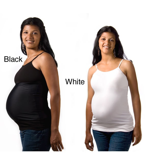 Cozy Belly Women's Maternity Full Panel Shape Wear Tank
