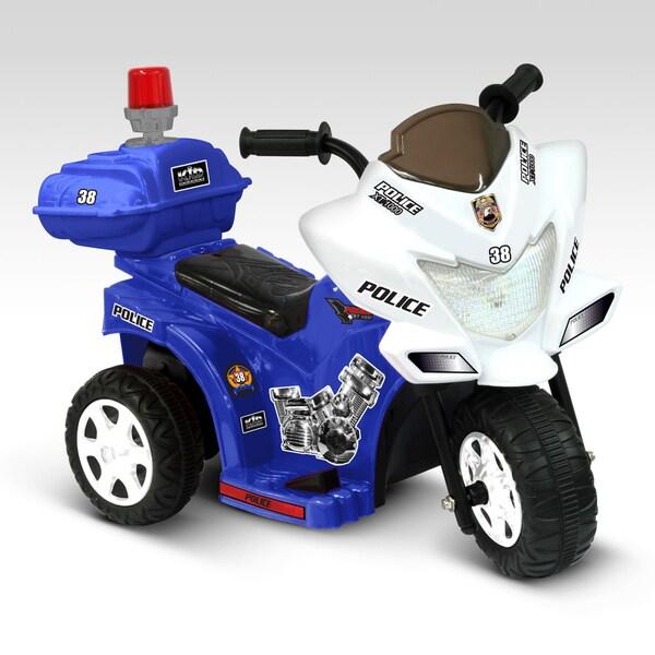 Lil Blue Patrol Trike