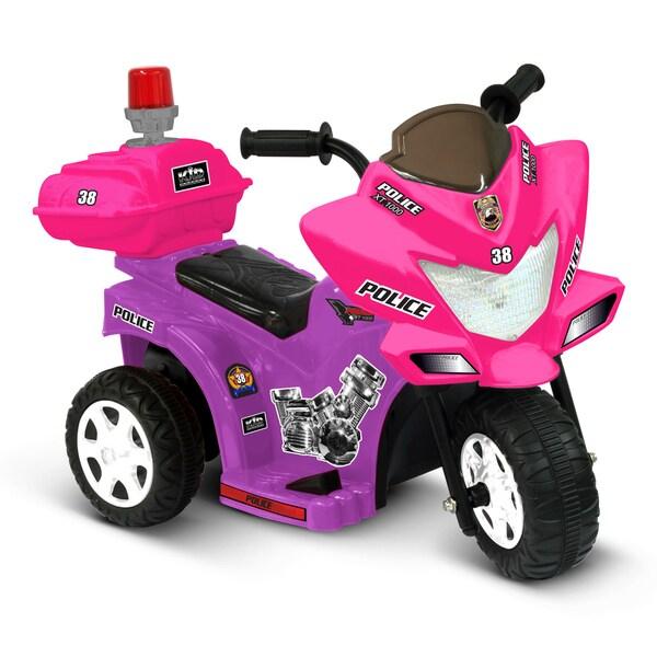 Lil Pink Patrol Trike
