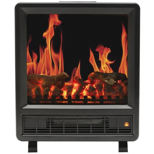Frigidaire Topaz Freestanding Log Effect Fireplace