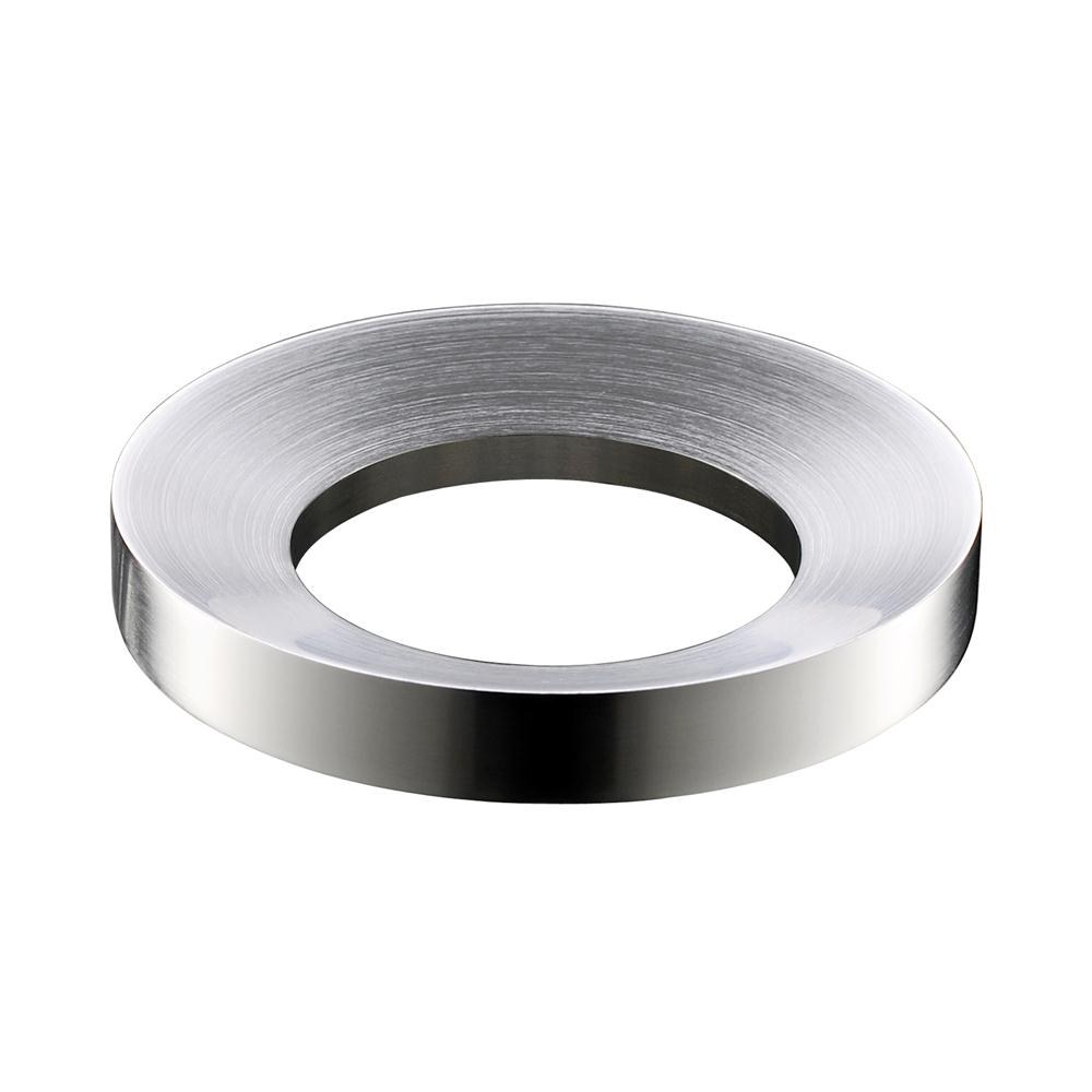 Kraus Kitchen Accessory Brushed Nickel Mounting Ring