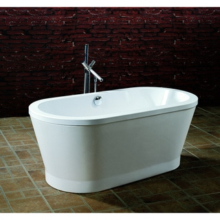 Aquatica PureScape 302 Freestanding Acrylic Bathtub