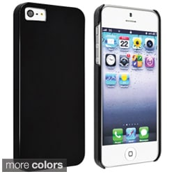 BasAcc Snap-on Slim Case for Apple iPhone 5