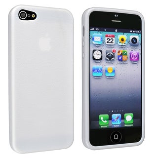 INSTEN White Skin Veins TPU Phone Case Cover for Apple iPhone 5
