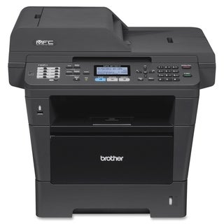 Brother MFC-8710DW Laser Multifunction Printer - Monochrome - Plain P