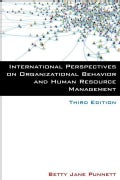 International Perspectives on Organizational Behavior and Human Resource Management (Hardcover)