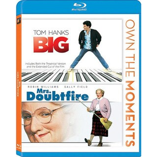 Big/Mrs. Doubtfire (Blu-ray Disc) 9790090