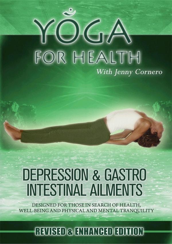 Yoga for Health: Depression and Gastro Intestinal Ailments (DVD)