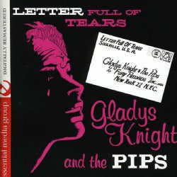 GLADYS & THE PIPS KNIGHT - LETTER FULL OF TEARS