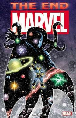 Marvel Universe: The End (Paperback)