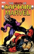 Captain Marvel: The Death of Captain Marvel (Paperback)