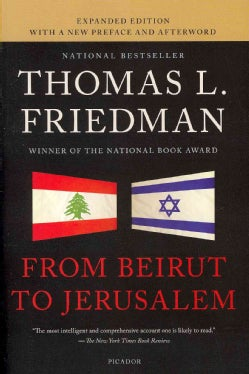 From Beirut to Jerusalem (Paperback)