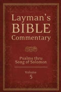 Psalms thru Song of Solomon (Paperback)