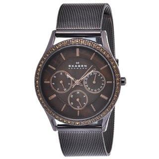 Skagen Women's Multi-function Steel Mesh Watch