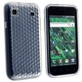 BasAcc White TPU Rubber Skin Case for Samsung i9000 Galaxy S