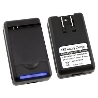 BasAcc Battery Desktop Charger for Samsung Galaxy S i9000
