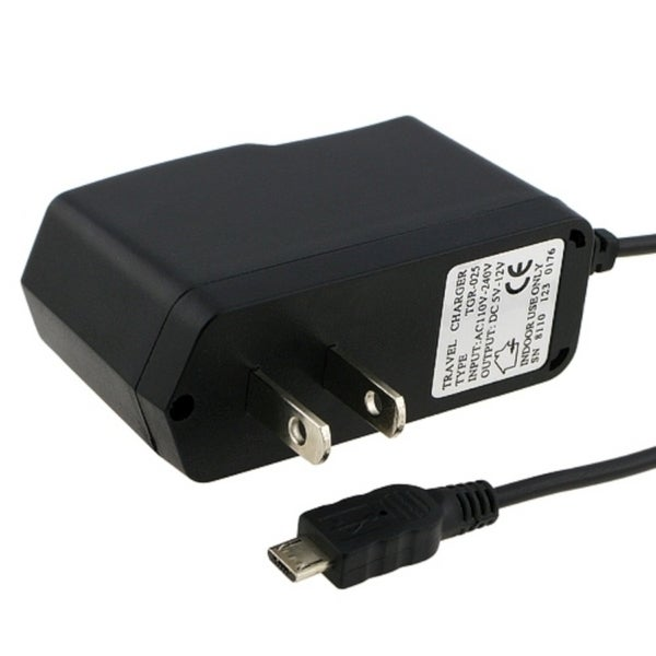 INSTEN Travel Charger for Blackberry/ LG/ Motorola