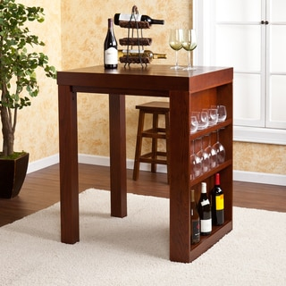 Benton Mahogany Bistro Table