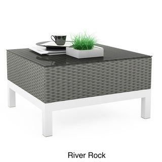 Sonax T-104-GBP River Rock Weave Beach Grove Table