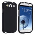 BasAcc Black Slim Snap-on Case for Samsung Galaxy S III i9300