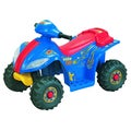 Lil Quad II Blue 6 Volt Battery Operated Ride-on